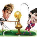 Messi-neymar