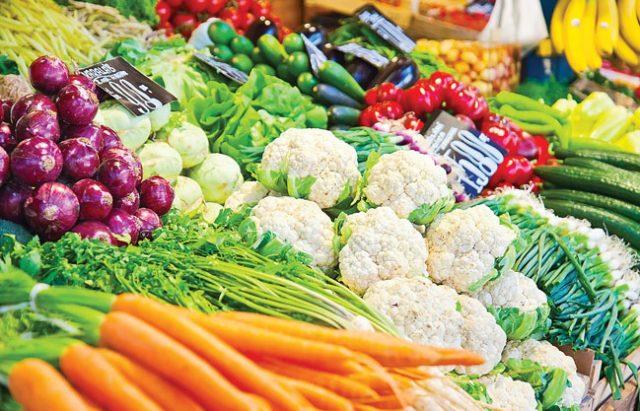 VEGETABLES-HEALTHY